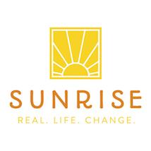logo, Sunrise RTC