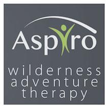 Aspiro wilderness adventure therapy logo