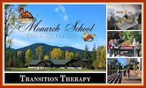 Monarch school photo collage