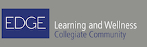 Edge learning and wellness logo