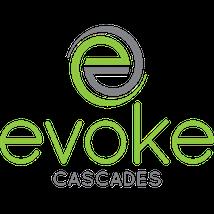 Evoke cascades logo