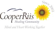 CooperRiis healing community logo