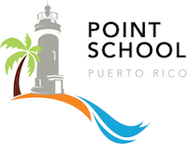 Point school puerto rico logo