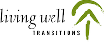 Living well transitions logo