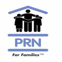 PRN for families logo