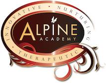 Alpine academy logo