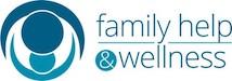 Family help and wellness logo