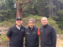 Gabor mate visits wilderness therapy