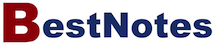 Bestnotes logo