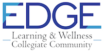 Edge learning and wellness logo
