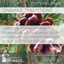 Onward transitions logo