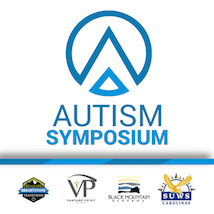 Autism symposium logo