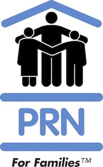 PRN for families logo