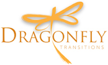 Dragonfly transitions logo