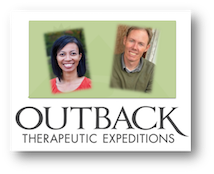 Outback therapeutic expeditions logo