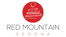 Red mountain sedona logo