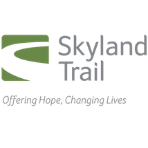 Skyland trail logo
