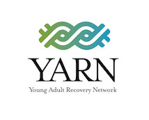 Young adult recovery network logo