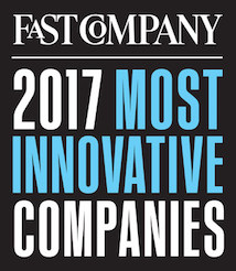 2017 most innovative companies banner