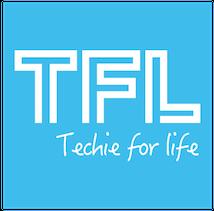 Techie For Life logo