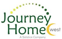 Journey Home West Logo