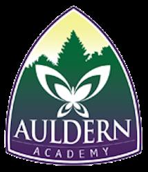 Auldern Academy logo.