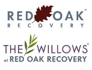 Red Oak Recovery and The Willows at Red Oak Recovery Logo