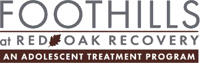 Foothills at Red Oak Recovery Logo