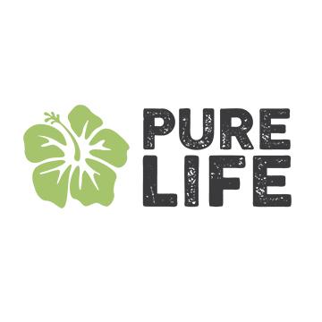 logo, Pure Life located in Costa Rica
