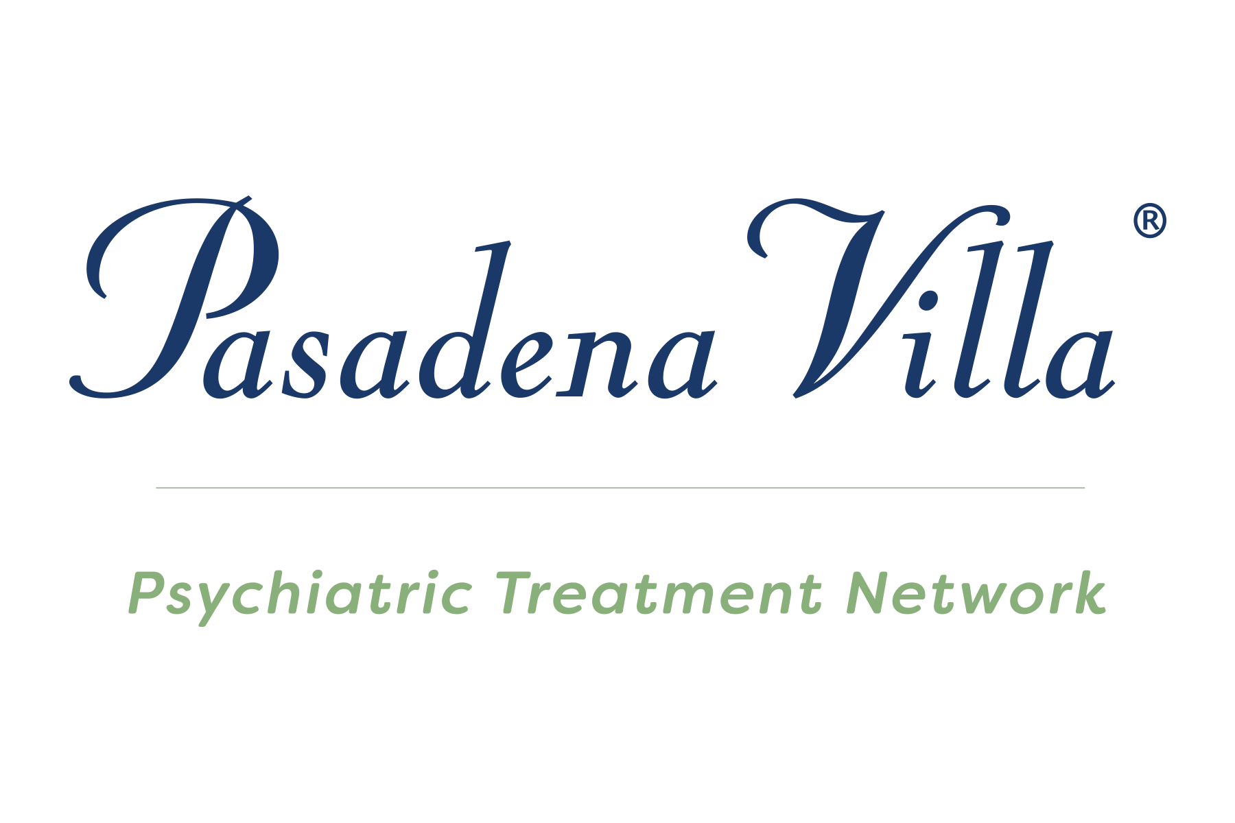 Pasadena Villa  Logo