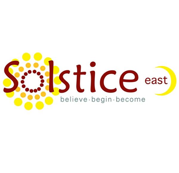 Solstice East logo