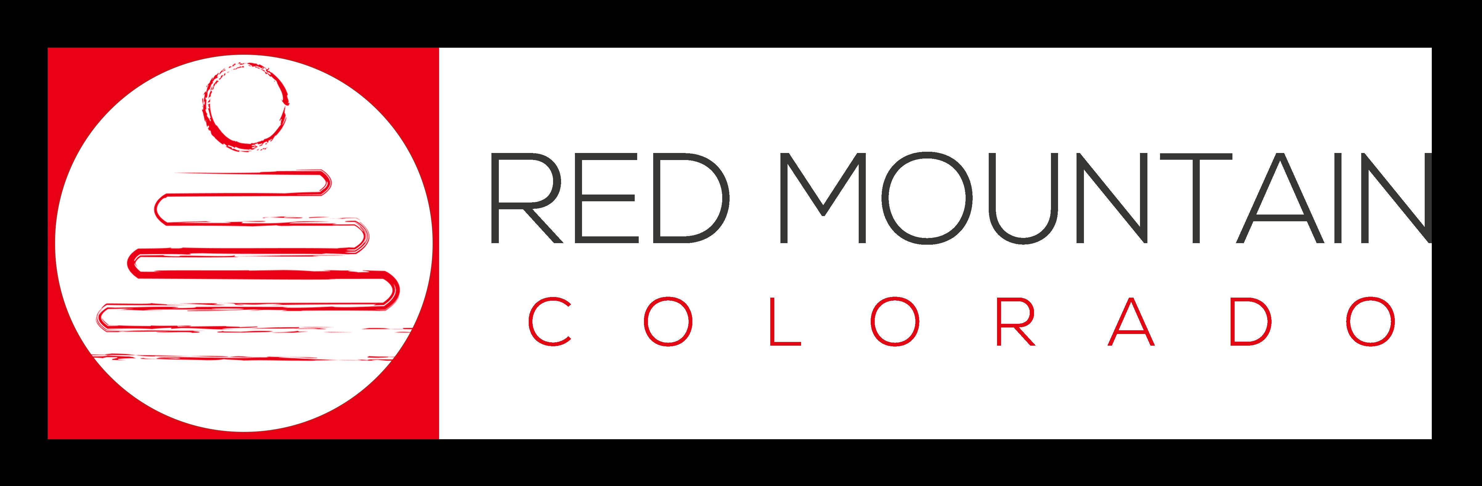 Red Mountain Colorado logo