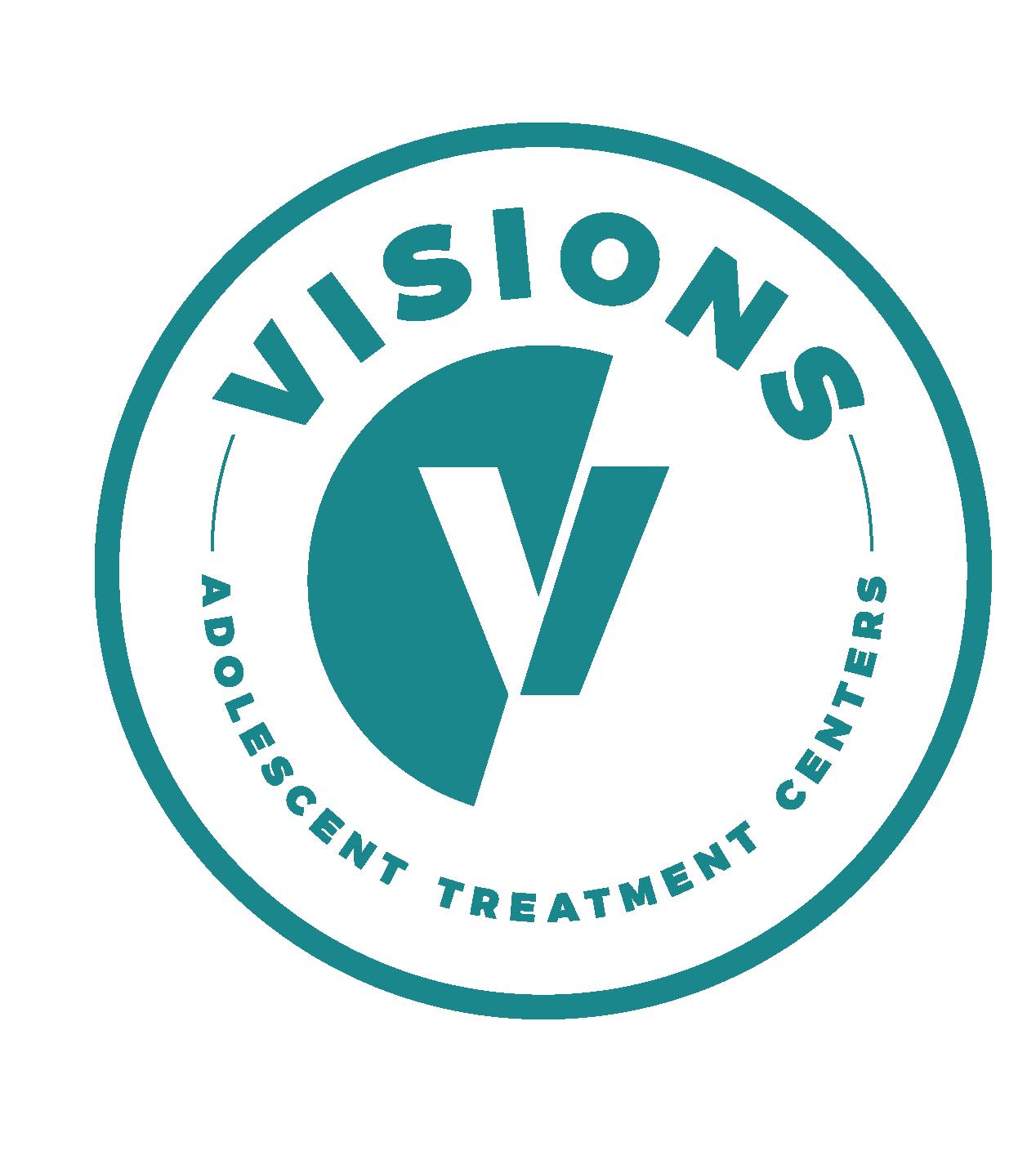 Visions Adolescent Treatment Centers Logo