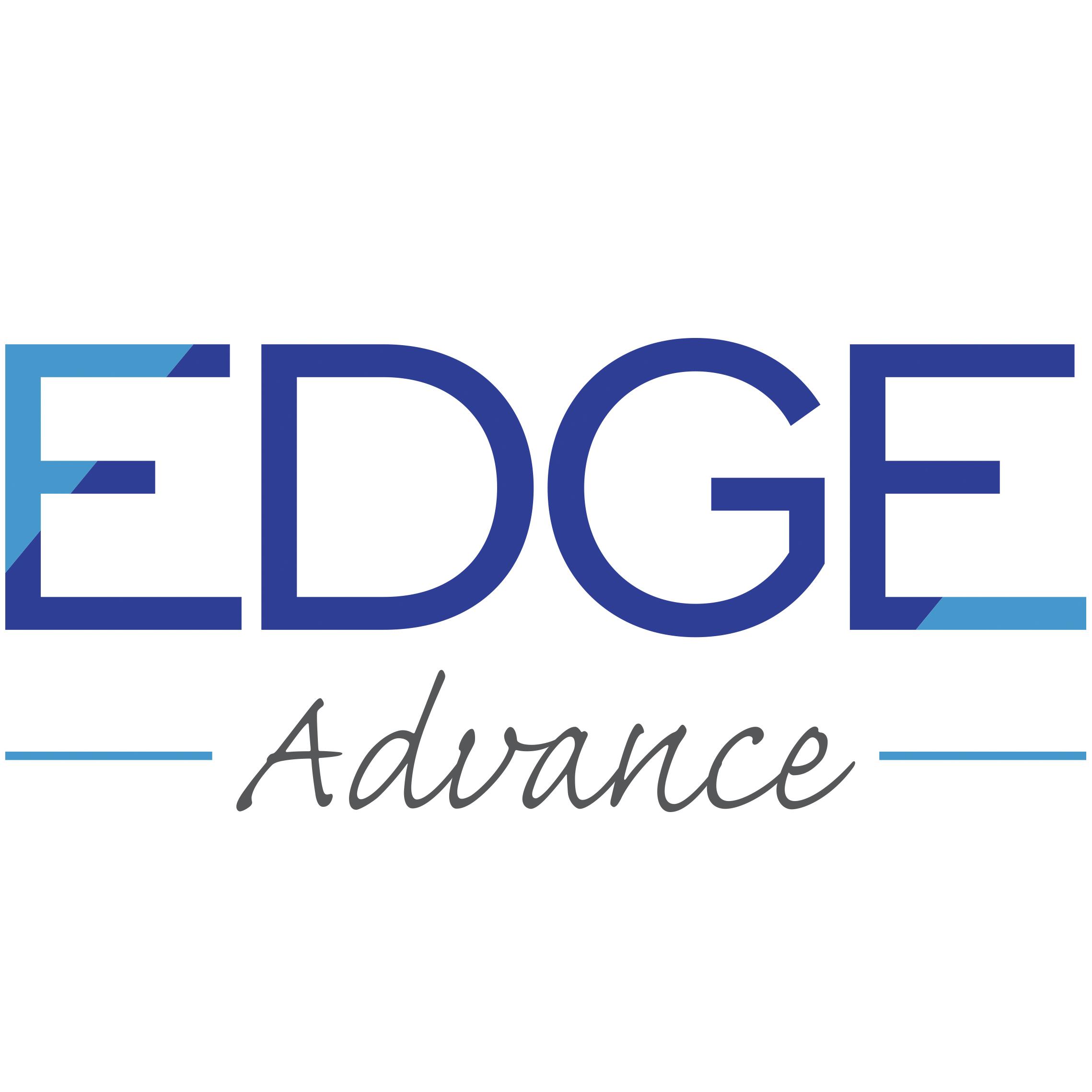 Edge advance logo