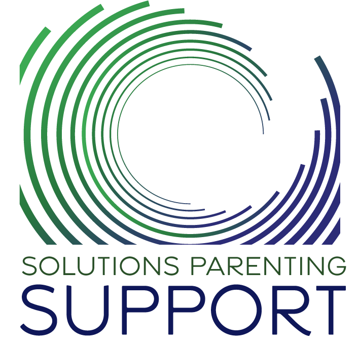 Solutions Parent Support logo.