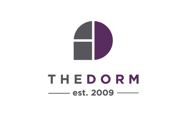 The Dorm logo