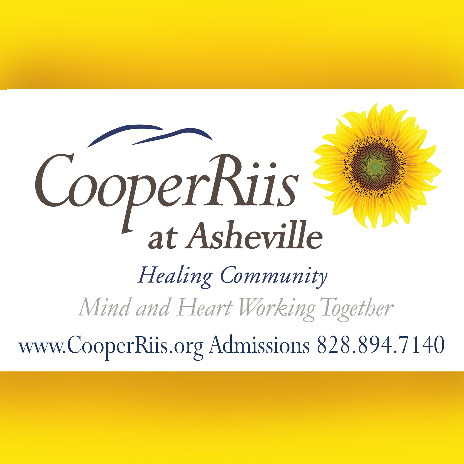 CooperRiis at Asheville logo
