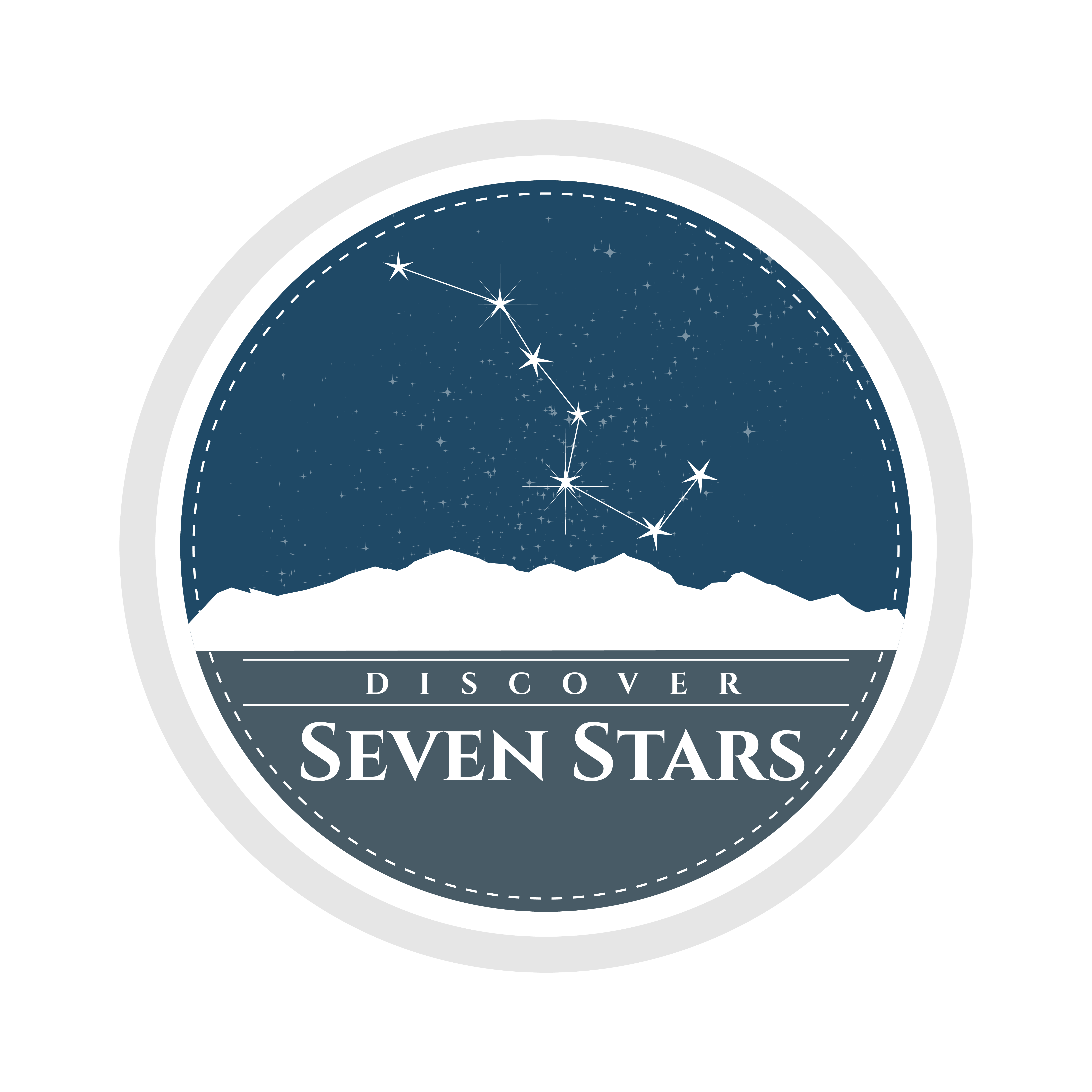 Discovery Seven Stars logo