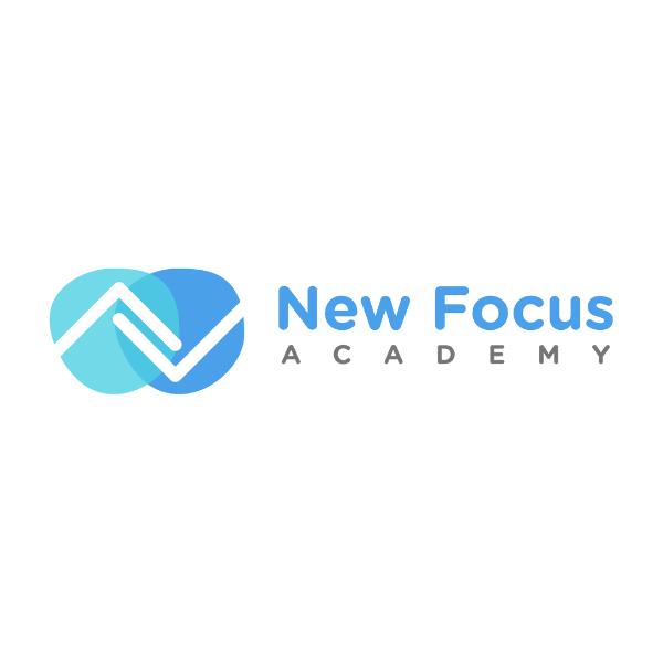 New Focus Academy logo.