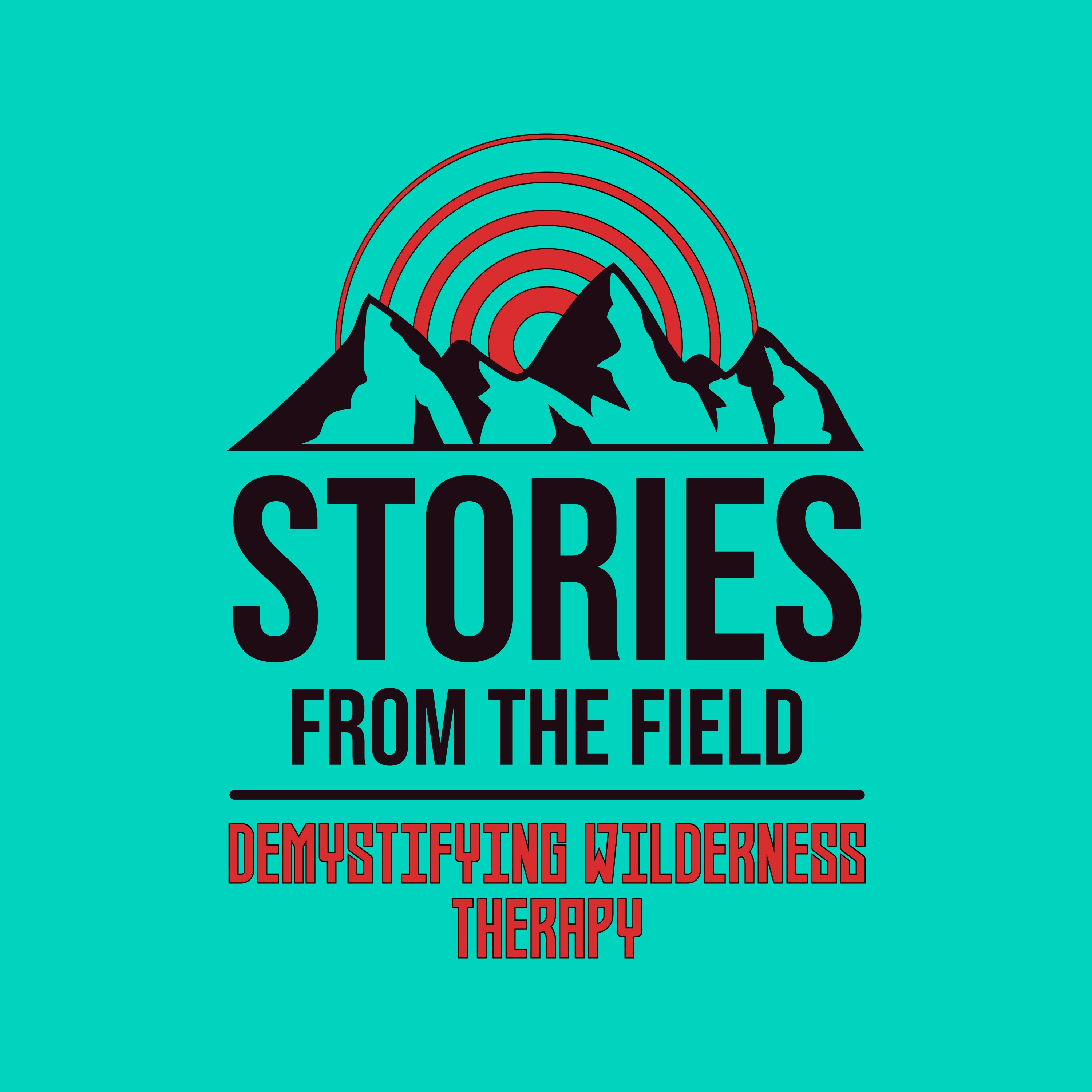 Logo for Stories from the Field Demystifying Wilderness Therapy