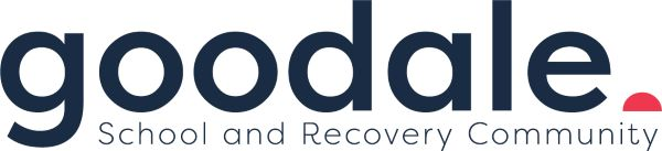 goodale school and recovery community logo.