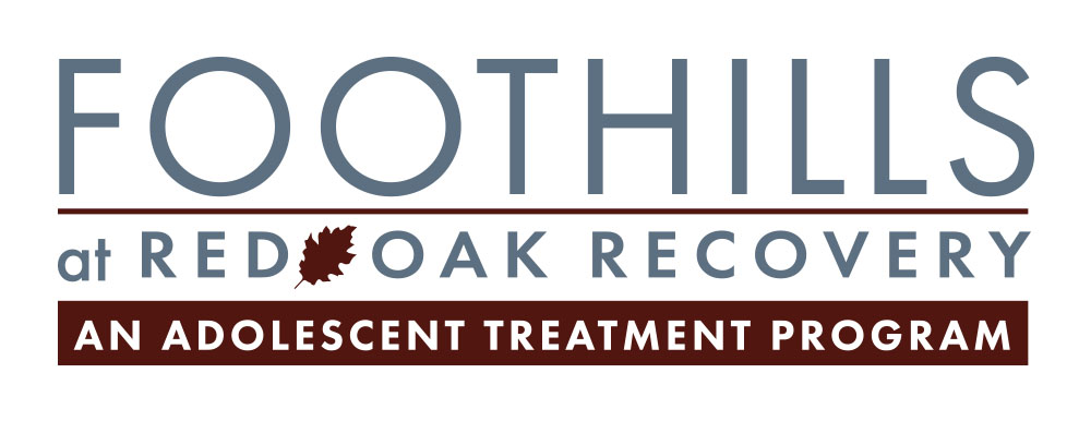 Foothills at Red Oak Recovery logo, an adolescent treatment program
