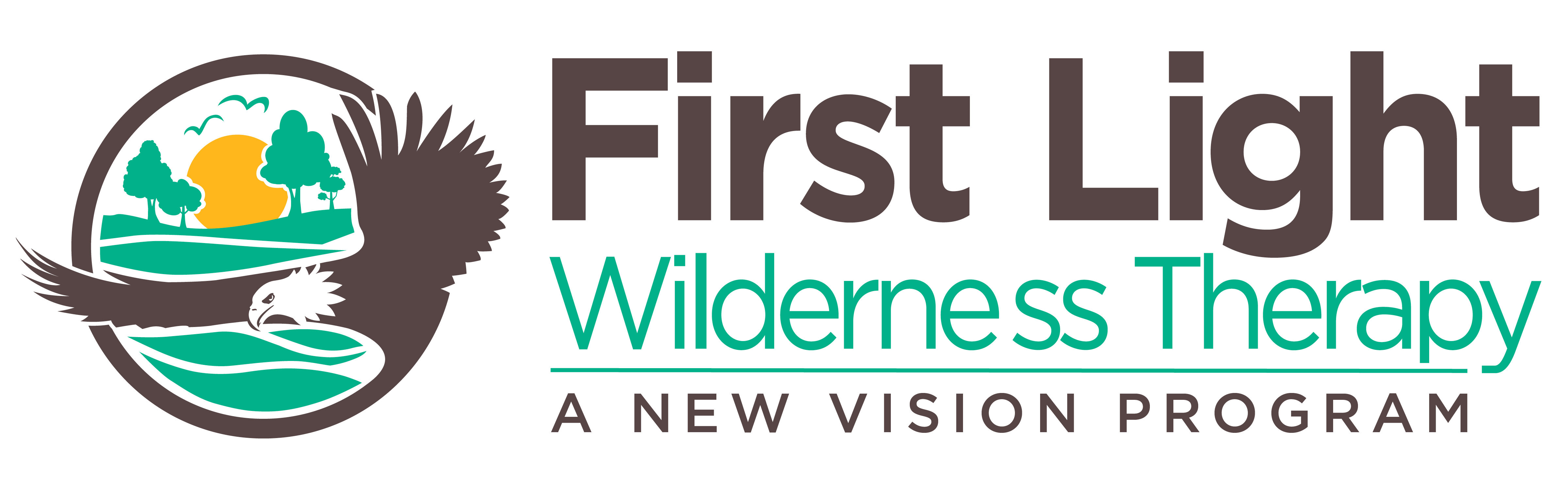 First Light Wilderness Therapy logo