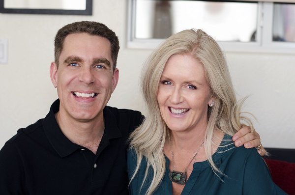 photo of Josh and maureen white, founders of Red Mountain programs & hosts of YouTube Mindful Moments.
