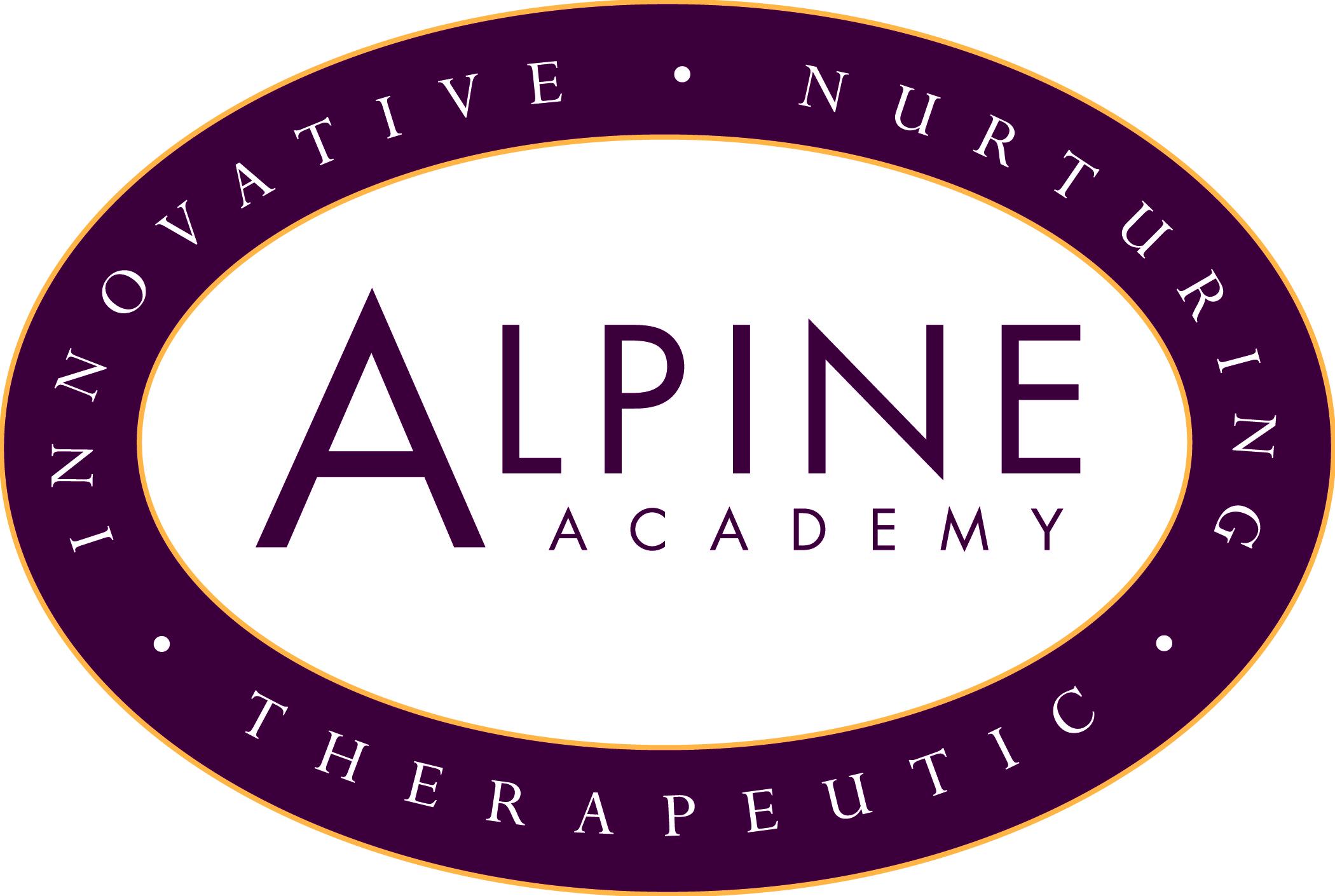 logo, Alpine Academy