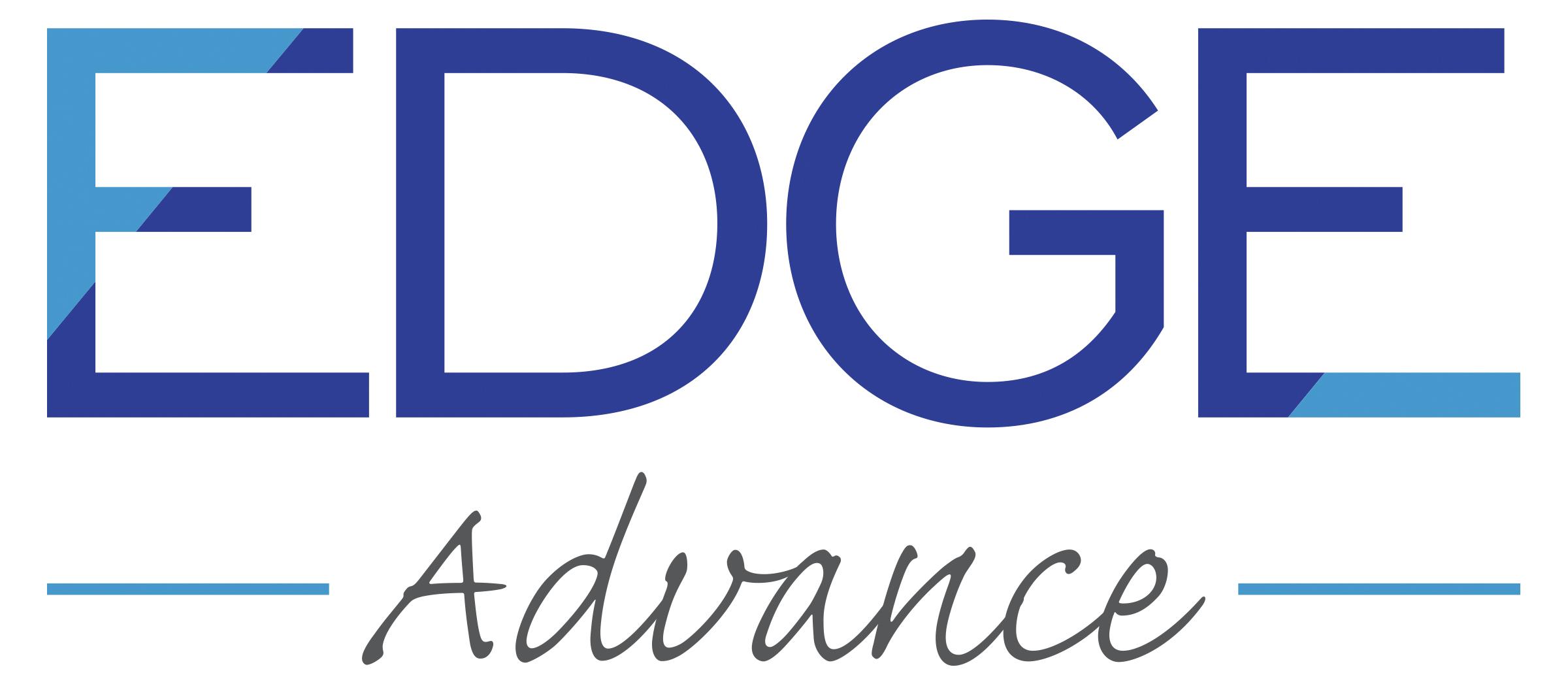 logo, Edge Advance
