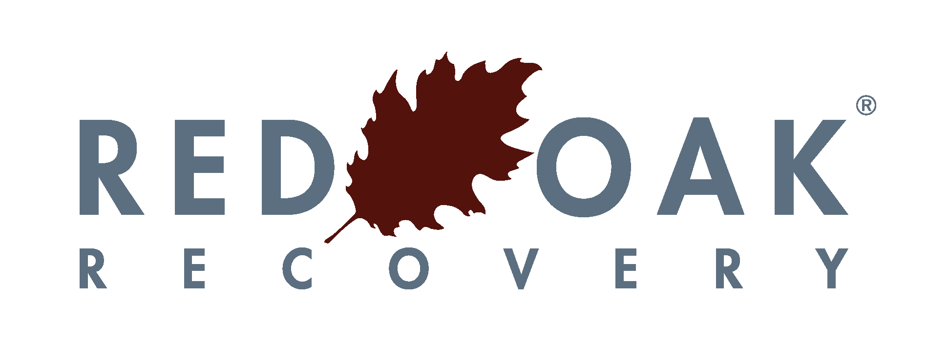 Logo, Red Oak Recovery