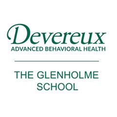 Logo, Devereaux Advanced Behaviorial Health, The Glenholme School