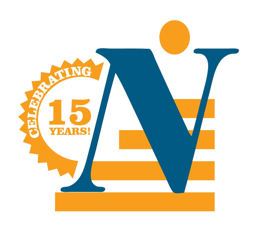 logo, Next Step Recovery 15 year logo
