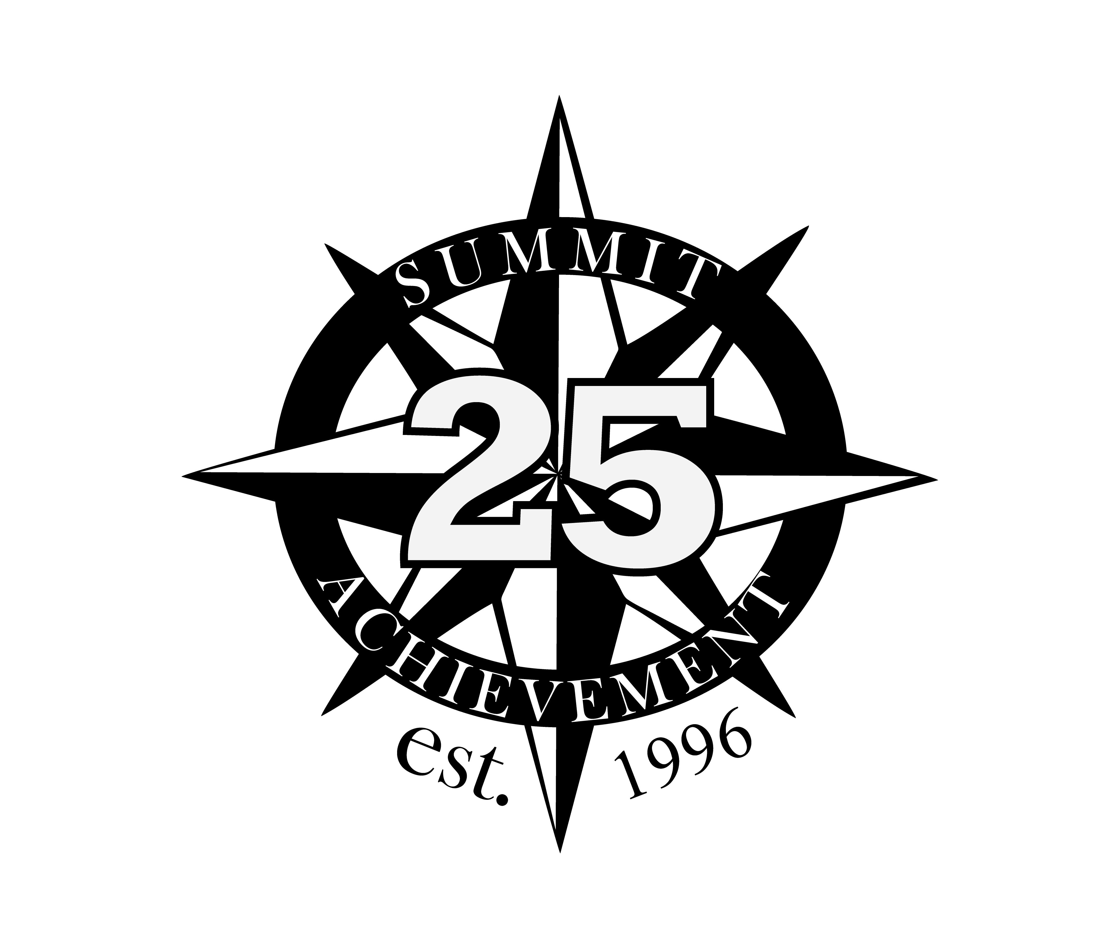 Logo, Summit Achievement Est 1996